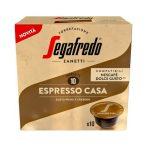 Segafredo kapszula Espresso Casa 10db - 75g