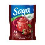 Saga gyümölcs tea meggy 20 filter - 34g