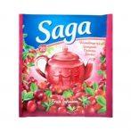 Saga gyümölcs tea vörösáfonya 20 filter - 34g