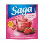Saga gyümölcs tea málna 35 filter - 59g
