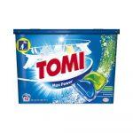 Tomi Max Power mosókapszula 42db - 840g