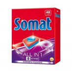 Somat mosogatógép tabletta Al in 1 - 48db