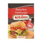 Kotányi klasszikus hamburger - 25g