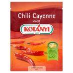 Kotányi chili cayenne őrölt - 20g